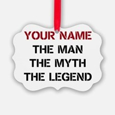 LEGEND - Your Name Ornament