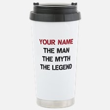 LEGEND - Your Name Travel Mug