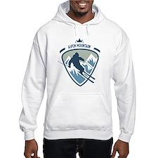 Aspen Mountain Hoodie Sweatshirt