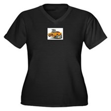 GTO DRAG CAR Plus Size T-Shirt