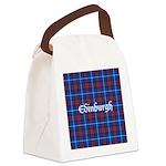 Tartan - Edinburgh dist. Canvas Lunch Bag