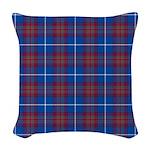 Tartan - Edinburgh dist. Woven Throw Pillow