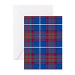 Tartan - Edinburgh dist. Greeting Cards (Pk of 20)