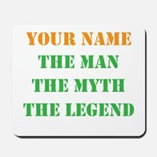 LEGEND - Your Name Mousepad