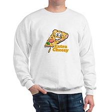 Extra Cheesy - Pizza Sweatshirt