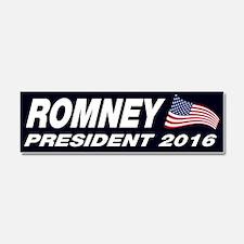 Mitt Romney President 2016 Car Magnet 10 x 3