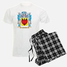 Lohan Coat of Arms - Family C Pajamas
