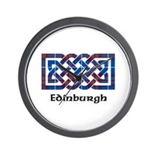 Knot - Edinburgh dist. Wall Clock