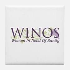 Winos Tile Coaster