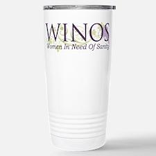 WINOS Stainless Steel Travel Mug
