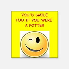 potter Sticker