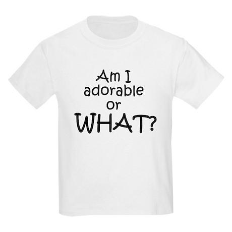 Adorable Baby Kids Light T-Shirt