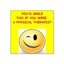 physical therapy Sticker