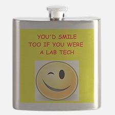 lab tech Flask