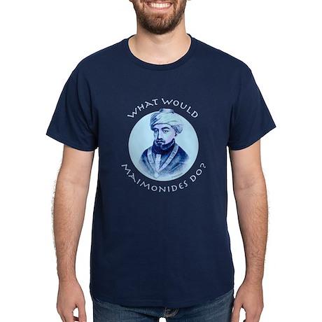 What Would Maimonides Do? Dark T-Shirt