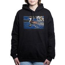 Grebe Women's Hooded Sweatshirt