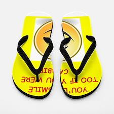 cabbie Flip Flops