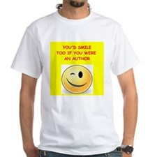 author T-Shirt