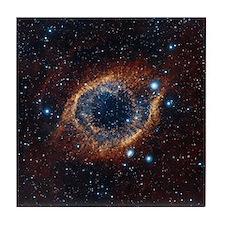Supernova nebula Tile Coaster