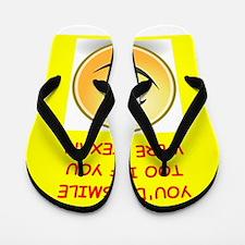 texan Flip Flops