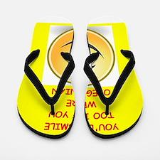 oregon Flip Flops