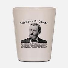 Grant: Freedom Shot Glass