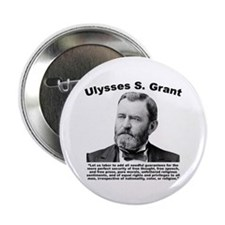 "Grant: Freedom 2.25"" Button (100 pack)"