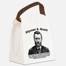 Grant: Education Canvas Lunch Bag