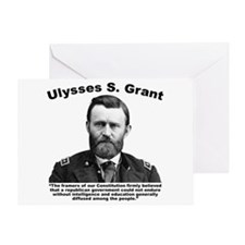 Grant: Education Greeting Card
