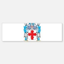 Lourens Coat of Arms - Family Crest Bumper Bumper Bumper Sticker
