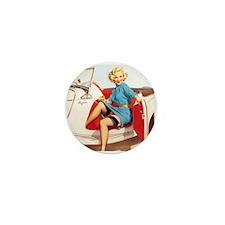 pin up Mini Button