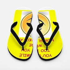 north dakota Flip Flops