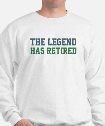 The Legend Has Retired Jumper