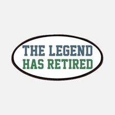The Legend Has Retired Patches