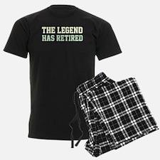 The Legend Has Retired Pajamas