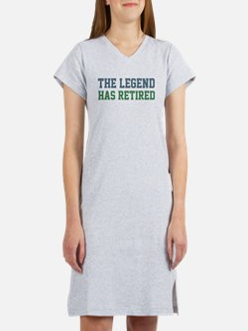 The Legend Has Retired Women's Nightshirt