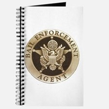 Bail Enforcement Agent Journal