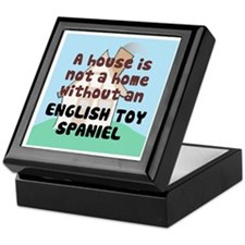 Toy Home Keepsake Box