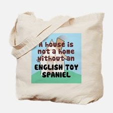 Toy Home Tote Bag