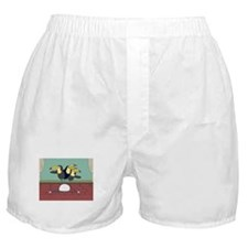 Let's sing and dance! Boxer Shorts