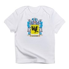 Luciano Coat of Arms - Family Crest Infant T-Shirt