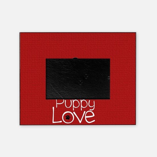 Paw Puppy Love Picture Frame