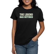 The Legend Has Reti T-Shirt