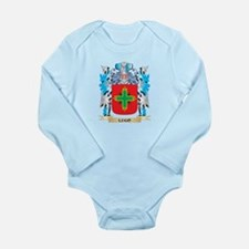 Lugo Coat of Arms - Family Crest Body Suit