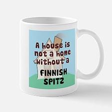 Spitz Home Mug