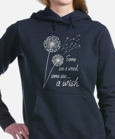 Dandelion Women's Hooded Sweatshirt
