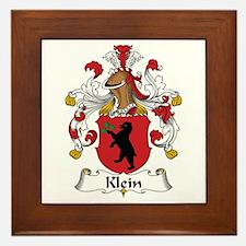 Klein Framed Tile