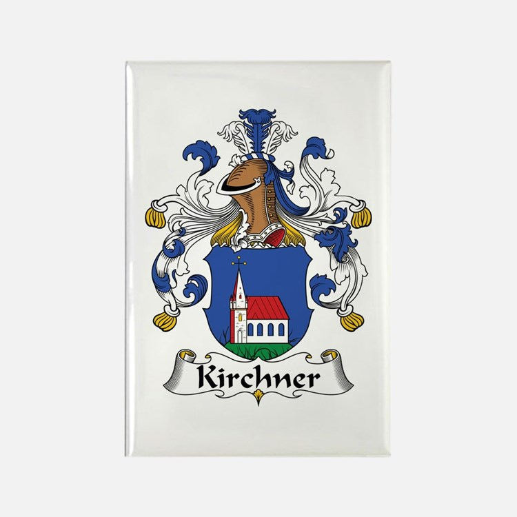 Kirchner Rectangle Magnet
