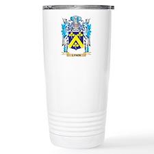 Lynch Coat of Arms - Fa Travel Mug