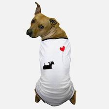Scottie Dog Dog T-Shirt